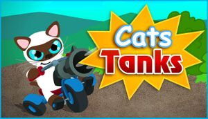 Cats Tanks cover
