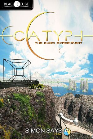 Catyph: The Kunci Experiment cover