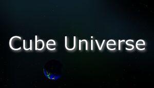 Cube Universe cover