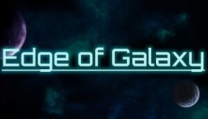 Edge Of Galaxy cover