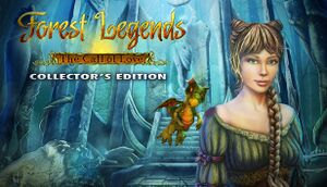 Forest Legends: The Call of Love Collector's Edition cover
