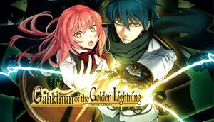 Gahkthun of the Golden Lightning Steam Edition cover
