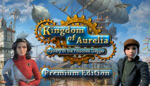 Kingdom of Aurelia: Mystery of the Poisoned Dagger cover