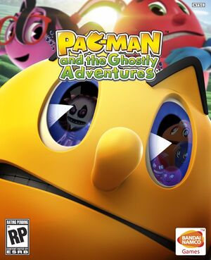 Pac-Man and the Ghostly Adventures cover