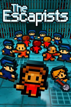 The Escapists cover