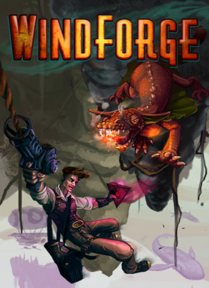 Windforge cover