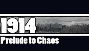 1914: Prelude to Chaos cover