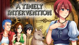 A Timely Intervention cover