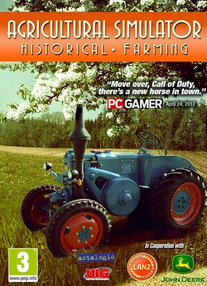 Agricultural Simulator: Historical Farming cover