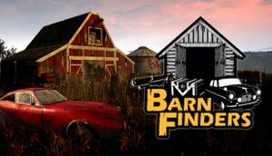 Barn Finders cover