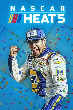 NASCAR Heat 5 cover