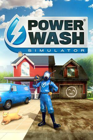 PowerWash Simulator cover