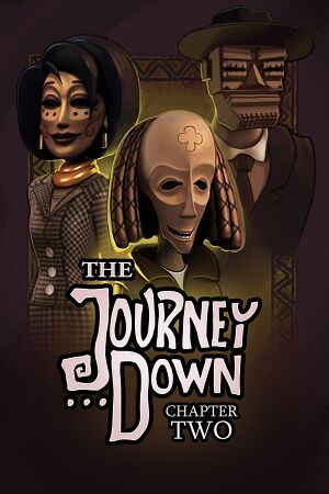The Journey Down: Chapter Two cover