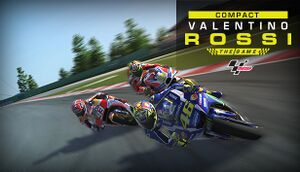 Valentino Rossi The Game Compact cover