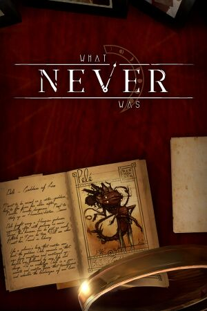 What Never Was cover