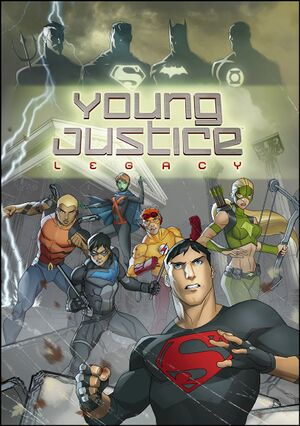 Young Justice: Legacy cover