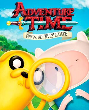 Adventure Time: Finn and Jake Investigations cover