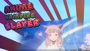 Anime Vampire Slayer cover