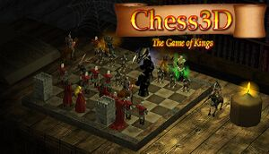 Chess3D cover