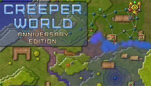 Creeper World: Anniversary Editon cover