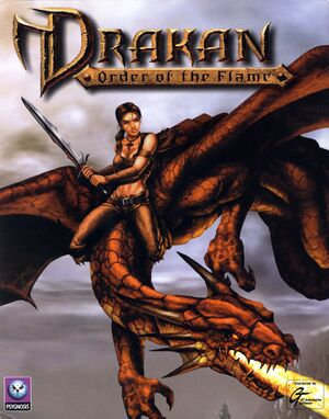 Drakan: Order of the Flame cover