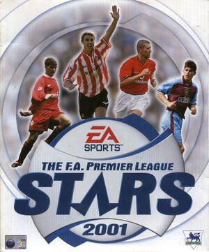 The F.A. Premier League Stars 2001 cover