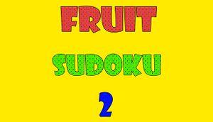 Fruit Sudoku🍉 2 cover