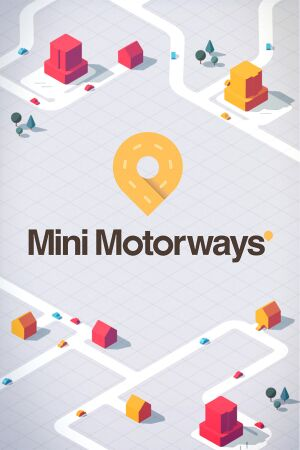 Mini Motorways cover