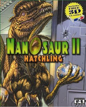 Nanosaur 2: Hatchling cover