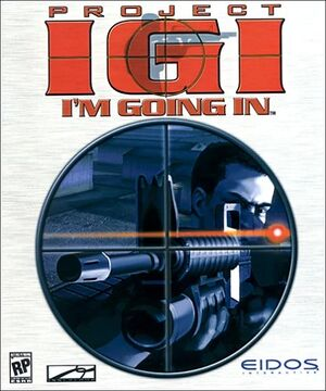 Project I.G.I.: I'm Going In cover