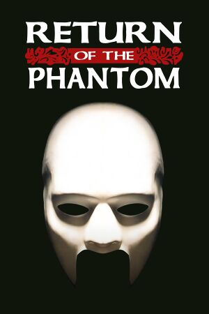Return of the Phantom cover