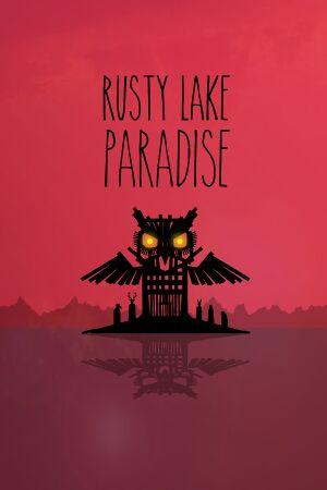 Rusty Lake Paradise cover
