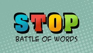 Stop Online - Battle of Words cover