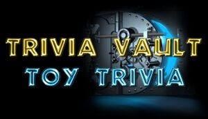 Trivia Vault: Toy Trivia cover