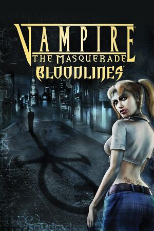 Vampire: The Masquerade - Bloodlines cover