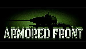 Armored Front cover