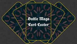 Battle Mage : Card Caster cover