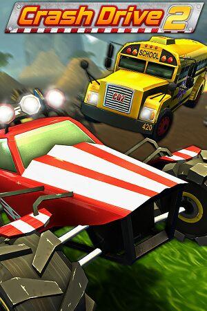 Crash Drive 2 cover