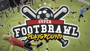 Footbrawl Playground cover
