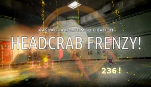 Headcrab Frenzy! cover