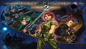 Midnight's Blessing 2 cover