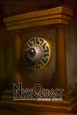NyxQuest: Kindred Spirits cover