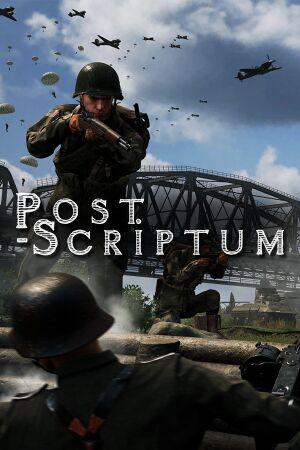 Post Scriptum cover