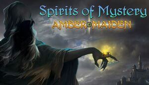 Spirits of Mystery: Amber Maiden Collector's Edition cover