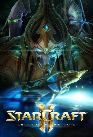 StarCraft II cover