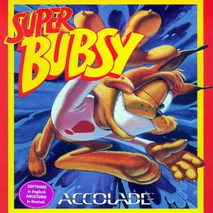 Super Bubsy cover