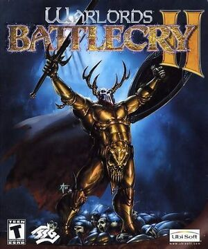 Warlords Battlecry II cover