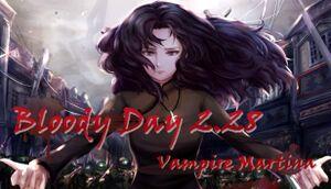 血腥之日228-Vampire Martina-Bloody Day 2.28 cover