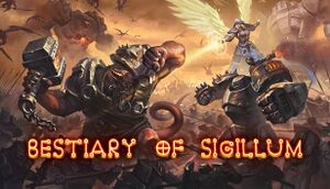 Bestiary of Sigillum cover