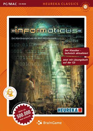 Informaticus cover